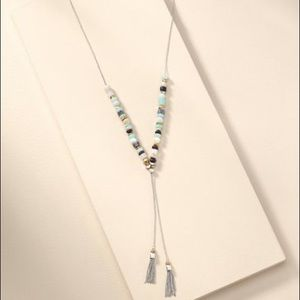 And a intention necklace - Balsnce